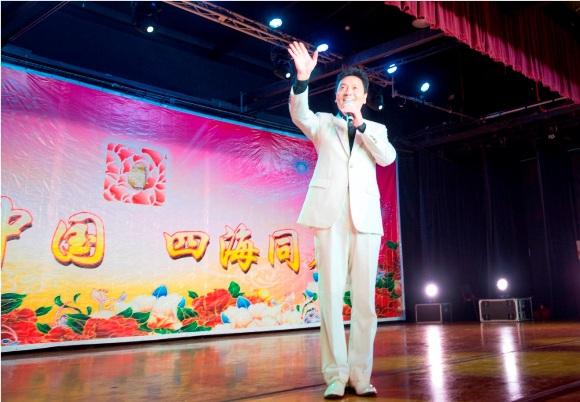广东省歌舞剧院男高音歌唱家唐彪老师演唱《中国喜洋洋》