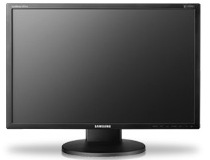 samsung  2433bw 24 wide glossy black lcd imags